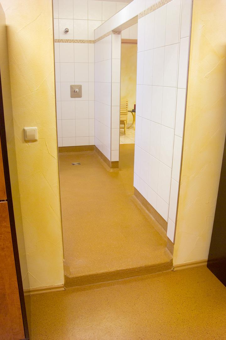 Shower floor waterproof membrane waterproof shower floor for Waterproof bathroom flooring