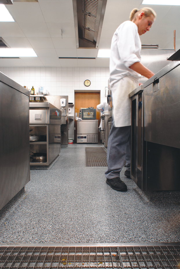 Commercial Food Grade Flooring In The 21st Century