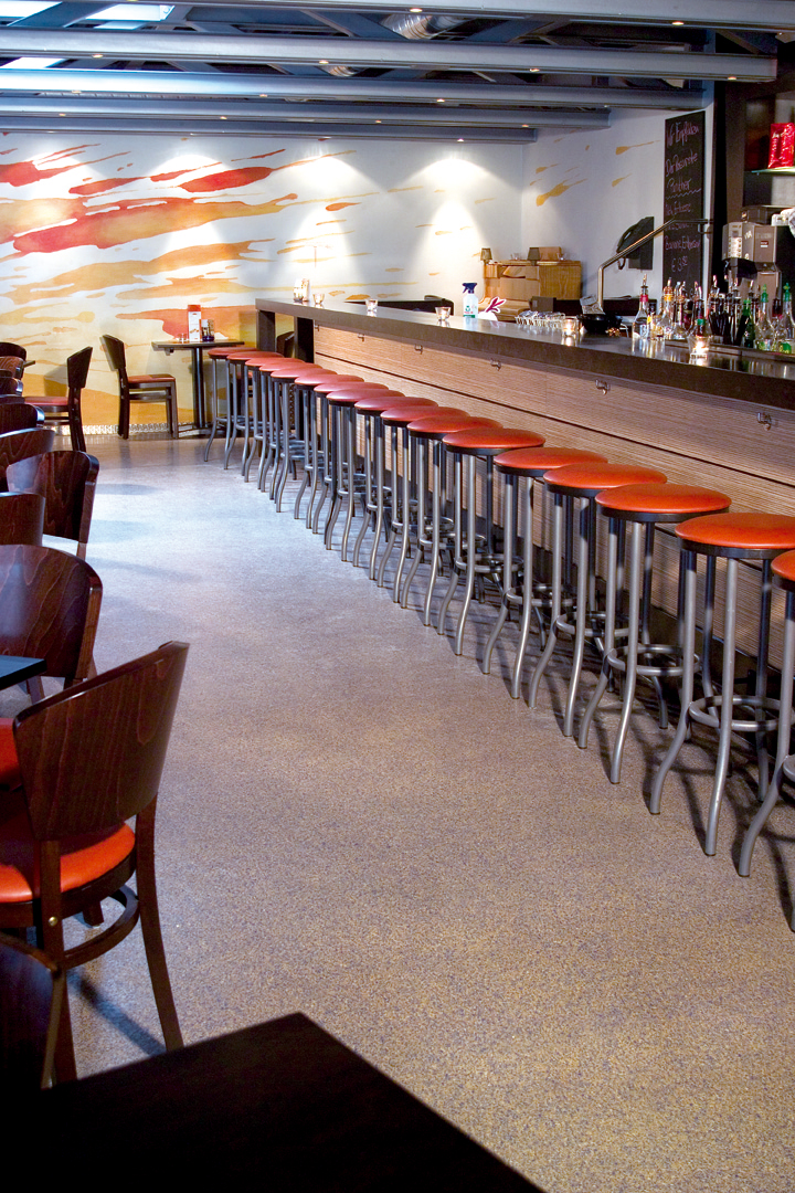 best flooring for commercial bar best bar room floor