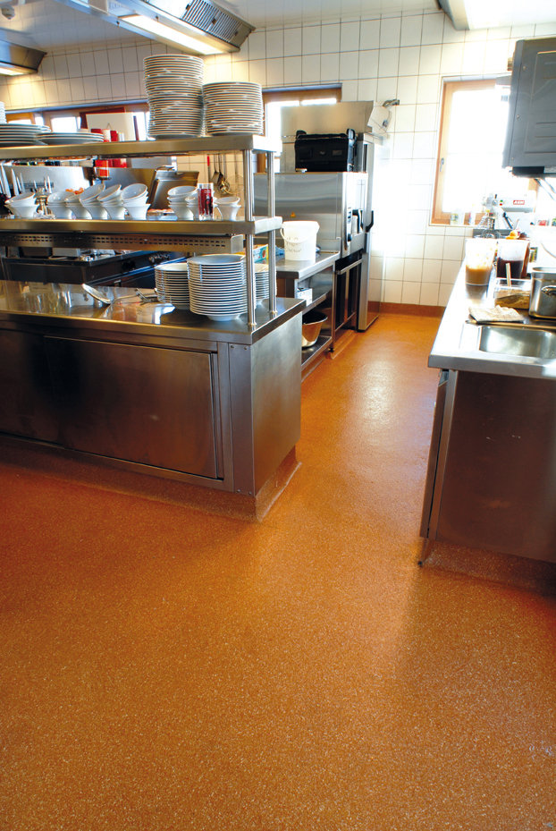 Seamlessly Finished Floors