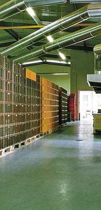 Large Warehouse With The Best Commercial Floors.