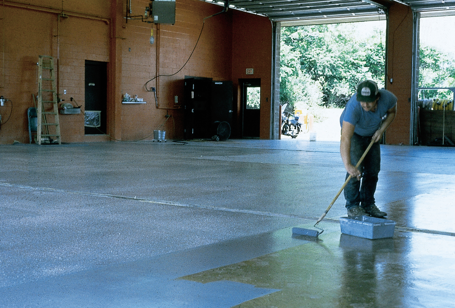 Non Toxic Concrete Sealer | Sealers for Floors - No Toxicity
