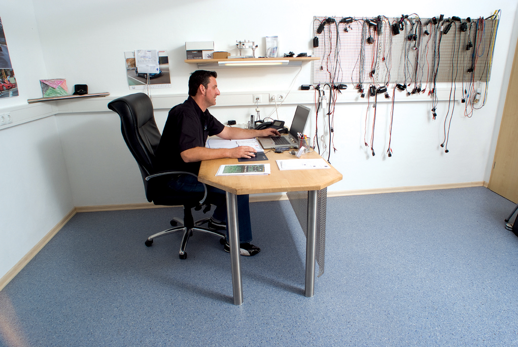 Flooring For Office