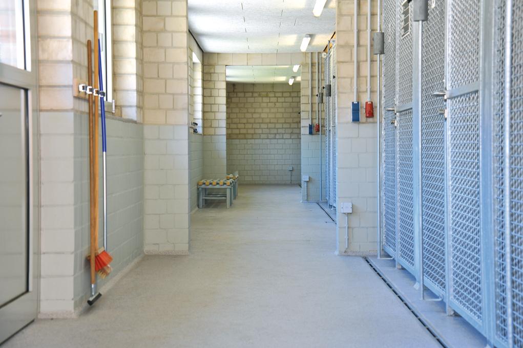 Prison Floor Floors For Prisons Flooring