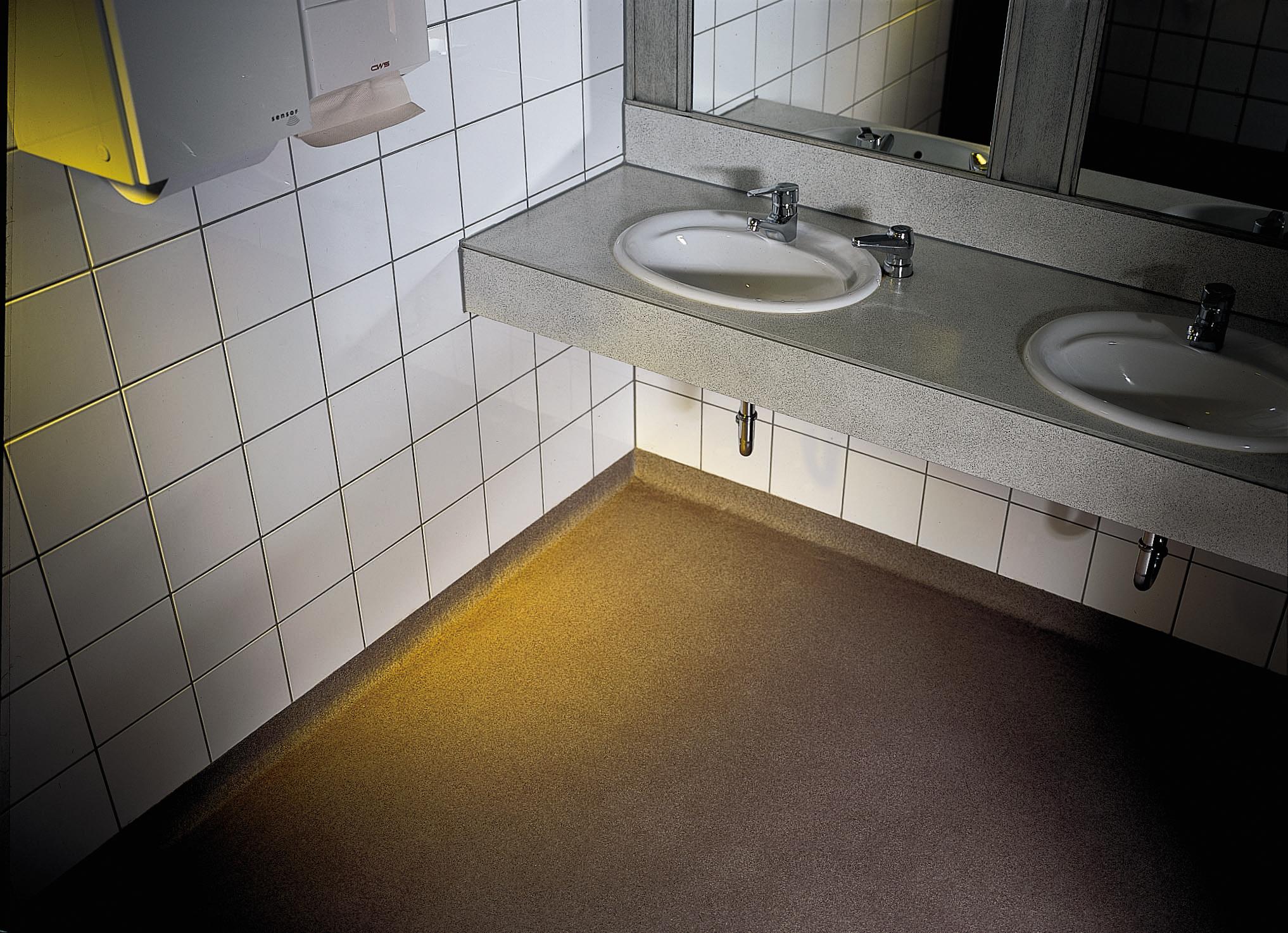 Restroom Flooring - Floors For Public Restrooms | Silikal