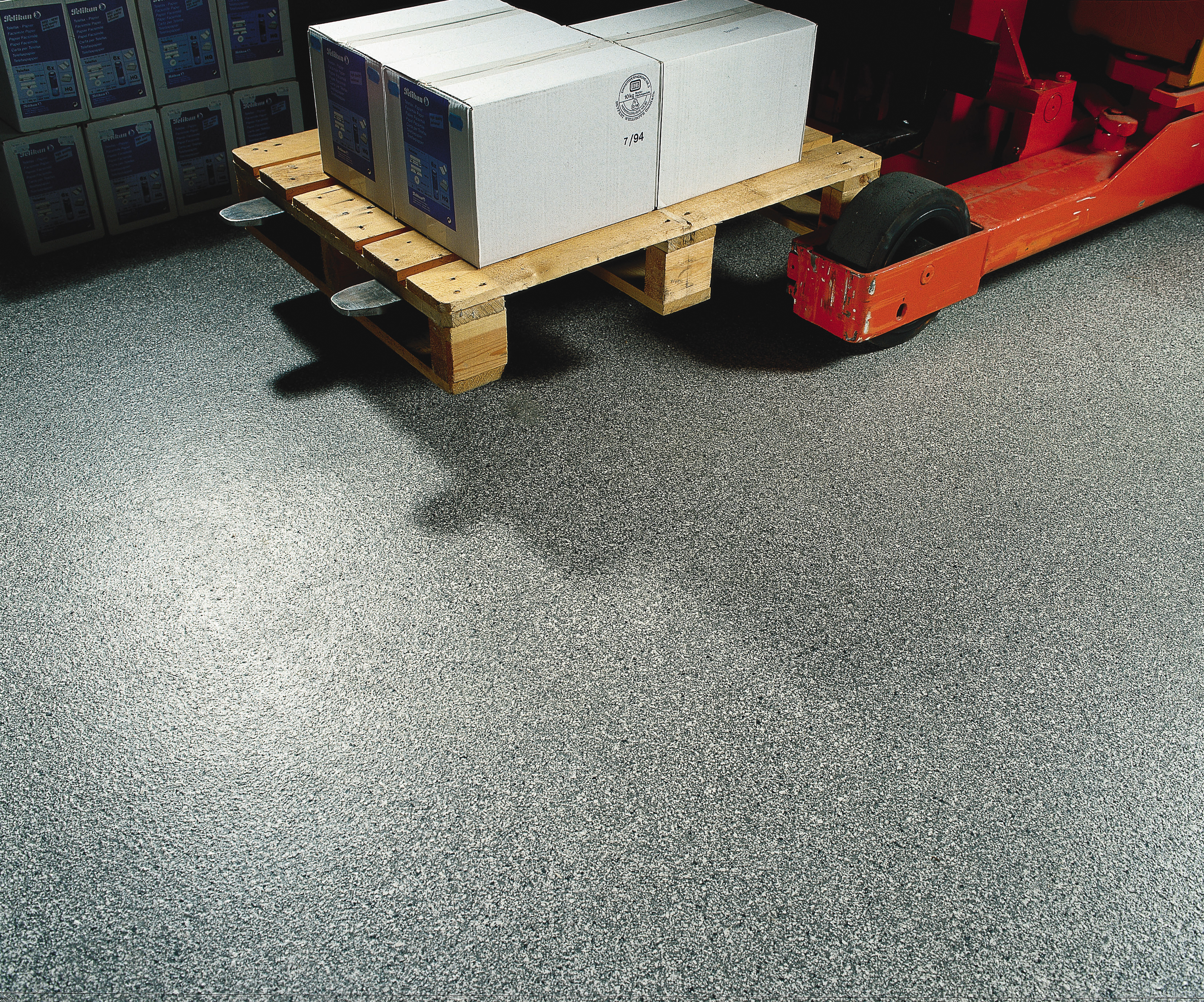 stress resistant flooring - floors that withstand stress