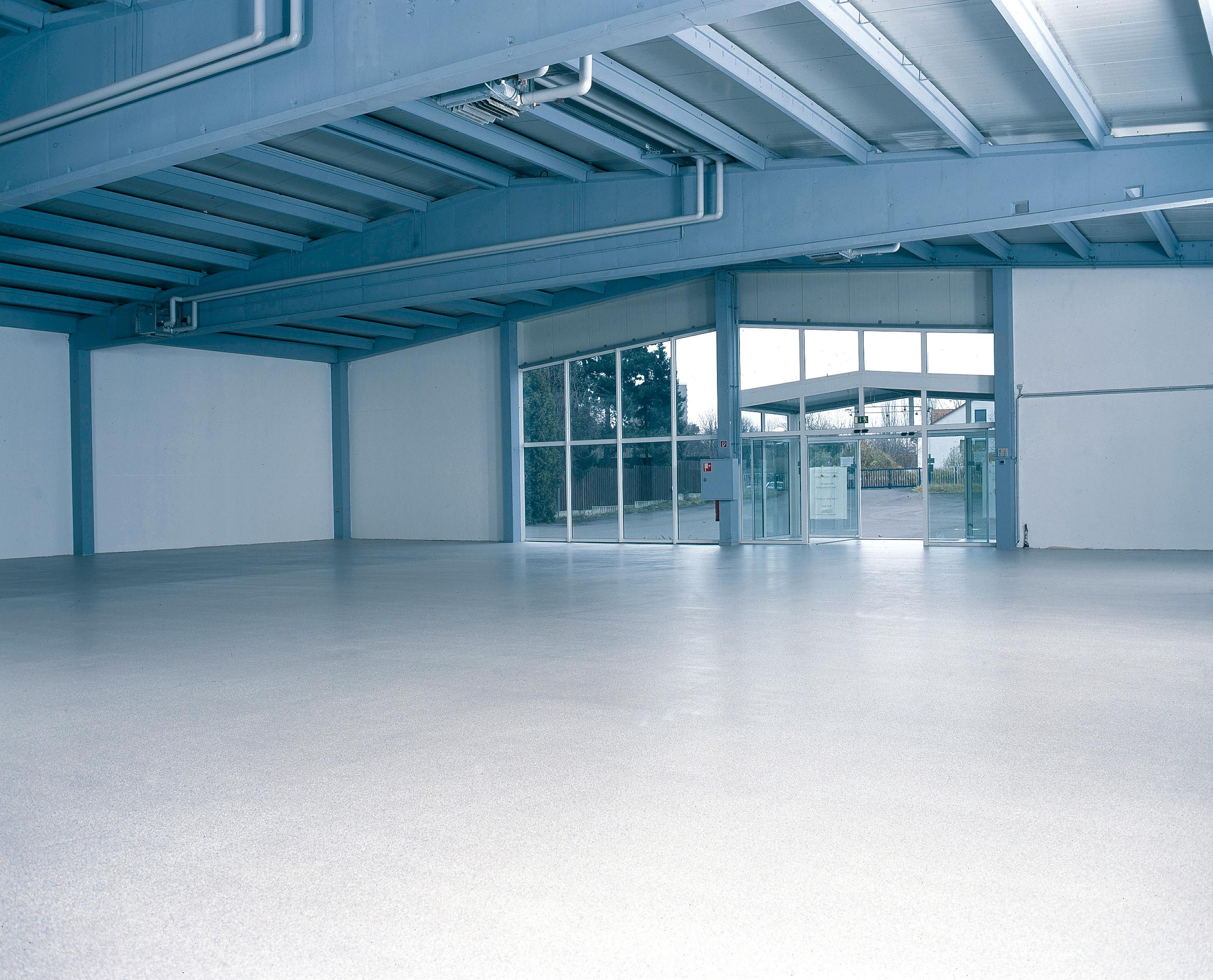 Elegant Warehouse Flooring